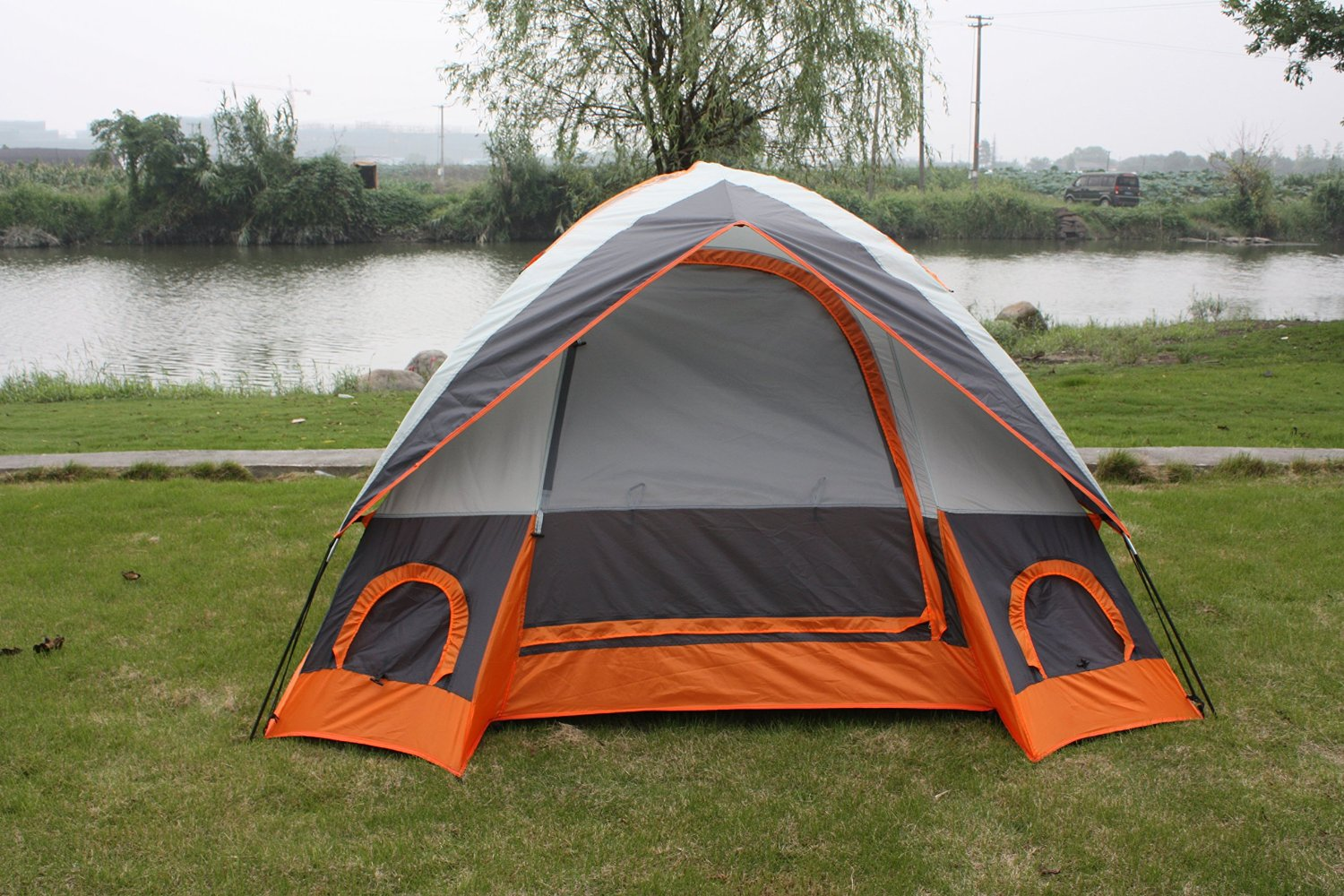 Best 3 Person Camping Tents For Couples After Some Space