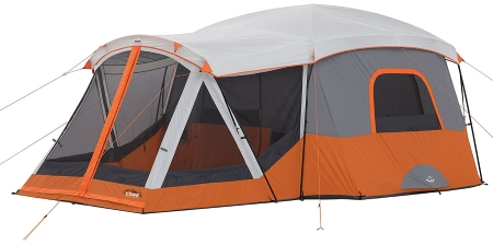 CORE 11 Person Cabin Tent with Screen Room