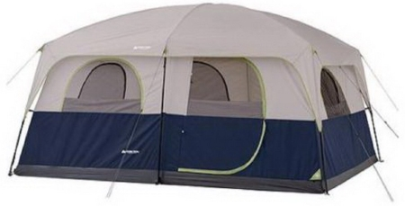 Ozrak 10 Person - 2 Room Family Tent
